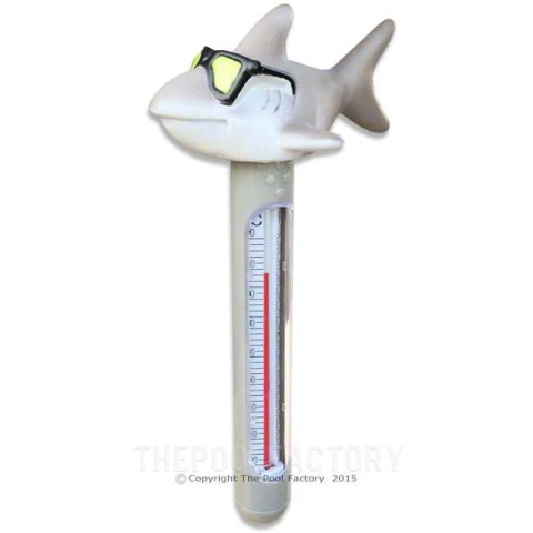 HydroTools Soft Top Shark Thermometer