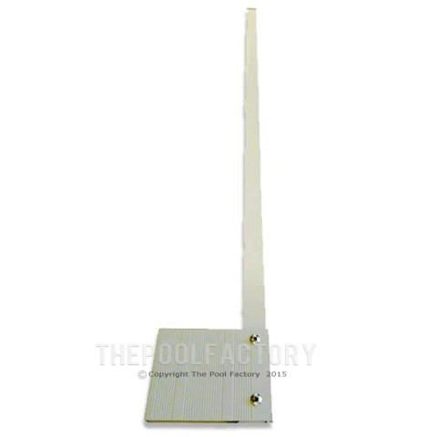 Fence Post for Sharkline Integrity Fence System