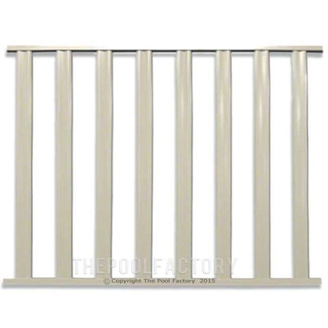 """49 15/16"""" Fence Panel for Sharkline Integrity Fence System"""