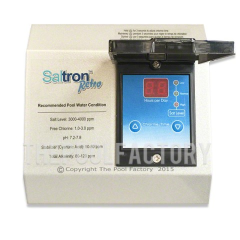 Solaxx Saltron Retro Power Supply Control Box