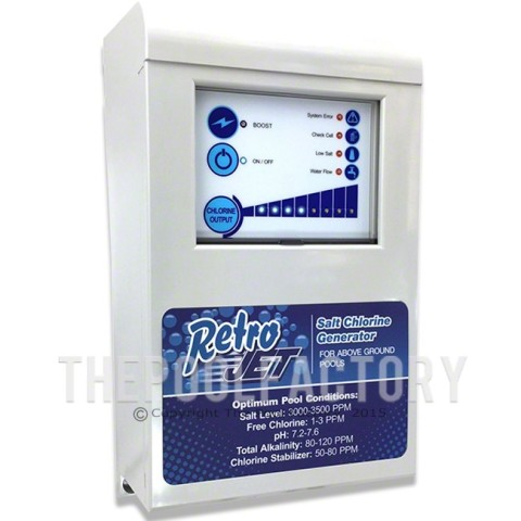 Solaxx Saltron Retro RJ Power Supply Control Box