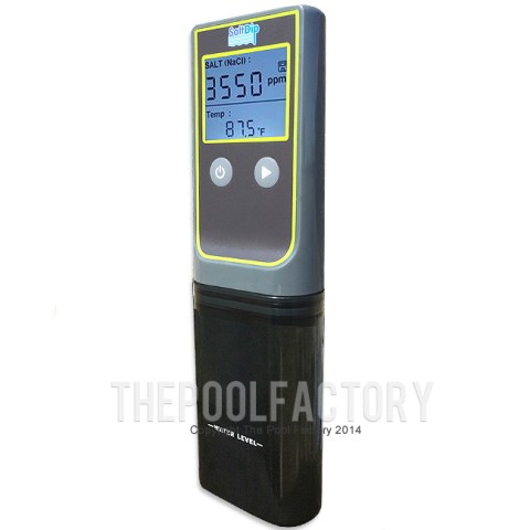 Solaxx SaltDip Digital Salt Tester for Pools and Spas MET30A