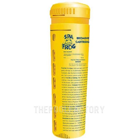 Spa Frog Bromine Cartridge 01-14-3824