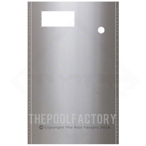 """Stainless Steel Service Panel for 54"""" Saltwater 8000/LX Pool Models"""