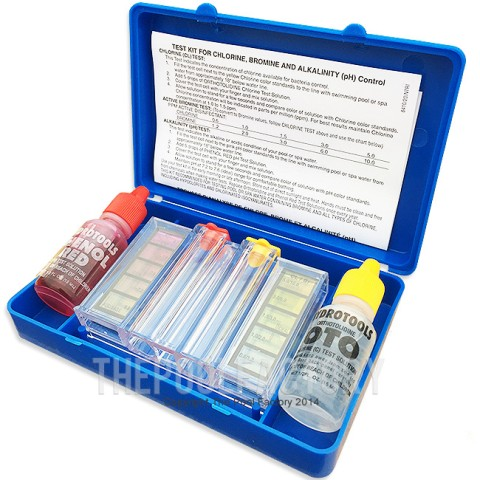 HydroTools Deluxe Dual Test Kit