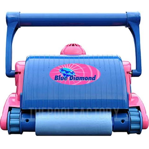 Water Tech Blue Diamond InGround Robotic Automatic Pool Cleaner