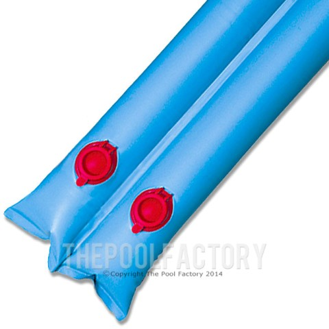 1'x8' Dual Chamber Water Tubes
