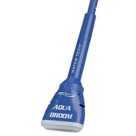 Water Tech Pool Blaster Aqua Broom Battery Powered Vacuum