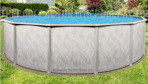 "15'x52"" Bristol Round Pool"