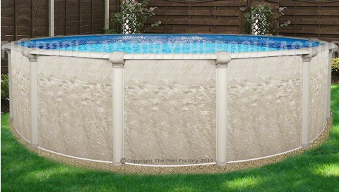 Cameo Round Pool