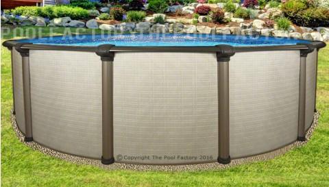 Melenia Round Pool