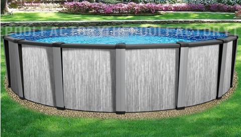 "30'x54"" Tribeca Round Pool"