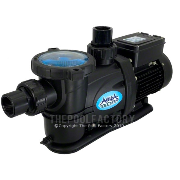 AquaPro 2HP 2-SPEED PurFlow Above Ground Pool Pump w/ TEFC Motor