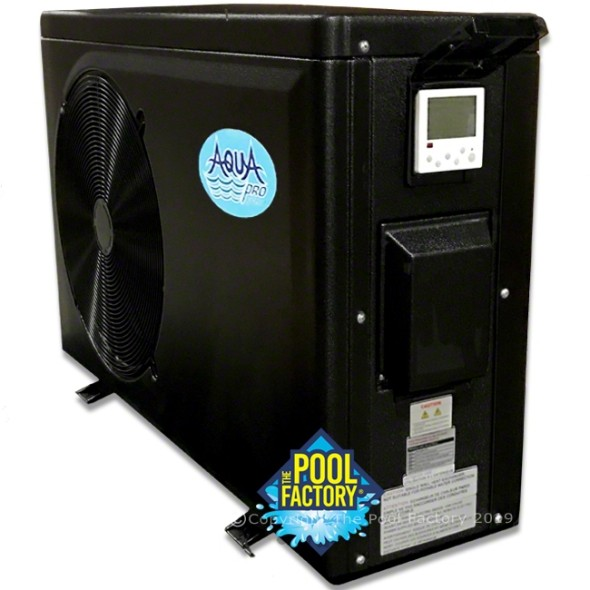 AquaPro ECO550 50K BTU Electric Heat Pump