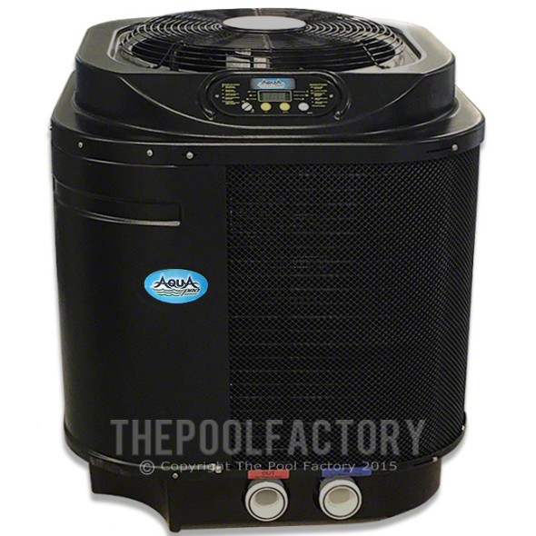 AquaPro Pro1100 112K BTU Electric Heat Pump