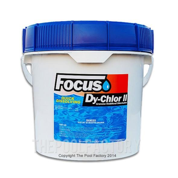 Chlorine Granular 5lbs