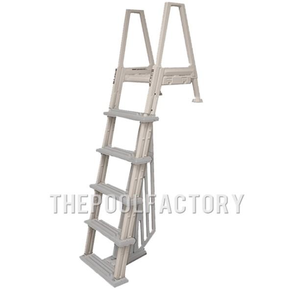 Confer 6000X Heavy Duty Resin In Pool Deck Ladder