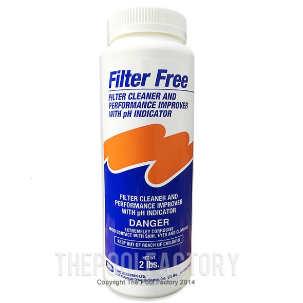 Filter Free Filter Cleaner 2lbs