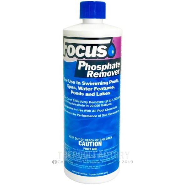 Focus Phosphate Remover 1qt.