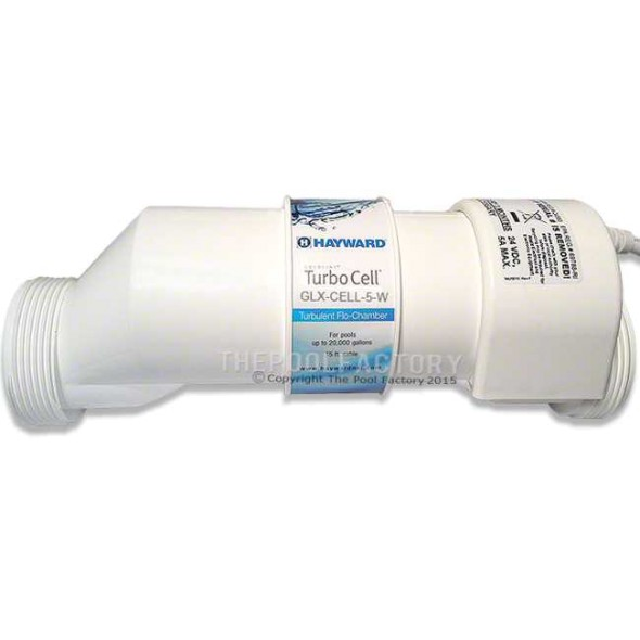 Hayward AquaTrol Replacement Turbo Cell Up To 20K Gallons GLX-Cell-5W