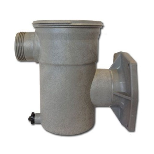 Jacuzzi Splash Pak CE40/CE60 Pump Strainer Housing 16111403R