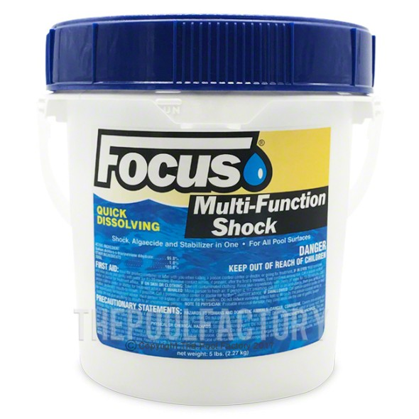 Focus Multi Function Shock 5lbs