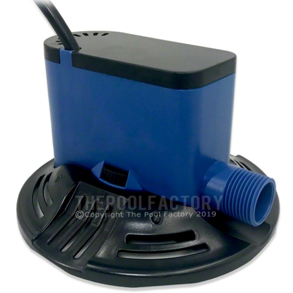 Ocean Blue Automatic Winter Cover Pump
