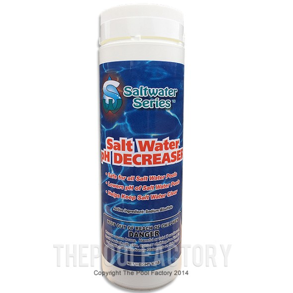 Saltwater Series PH Decreaser 3lbs