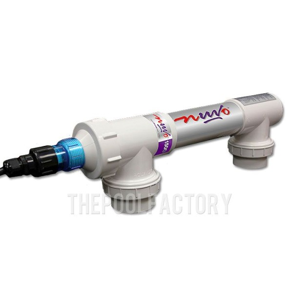 Solaxx Nuvo Ultraviolet U.V. Water Sanitizer UV1500A