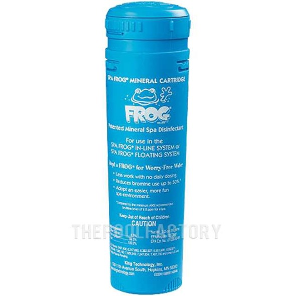 Spa Frog Mineral Cartridge 01-14-3812