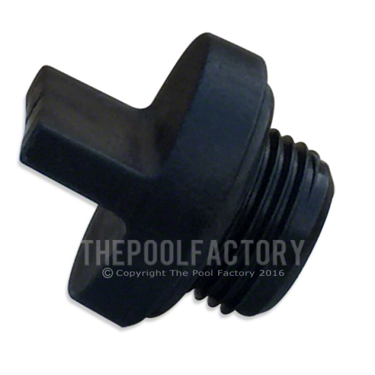 Aquapro PurFlo Pump Drain Plug with O-ring