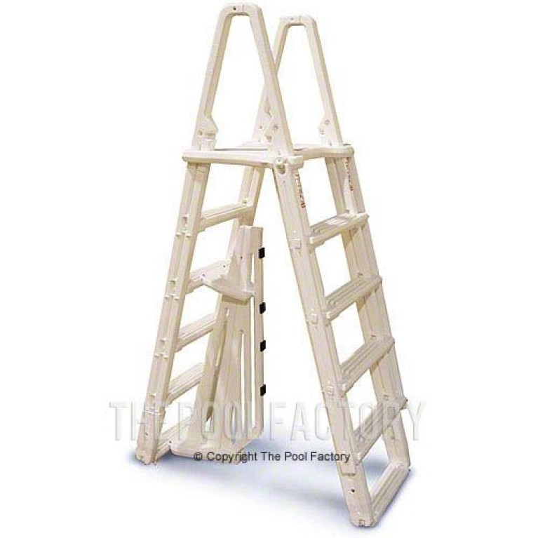 Confer Evolution Resin A-Frame Safety Ladder
