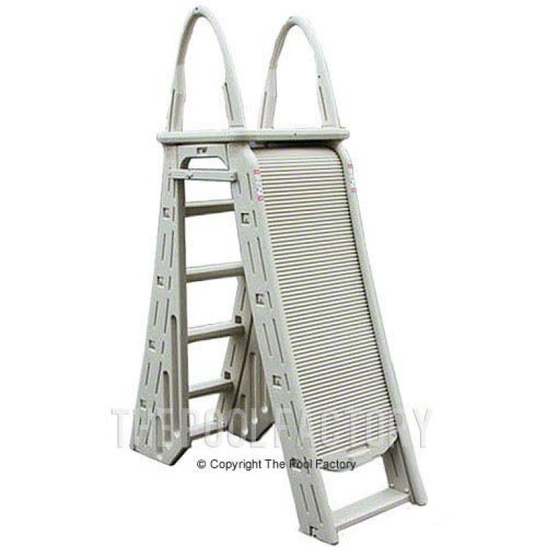 Confer Roll-Guard A-Frame Safety Ladder 7200
