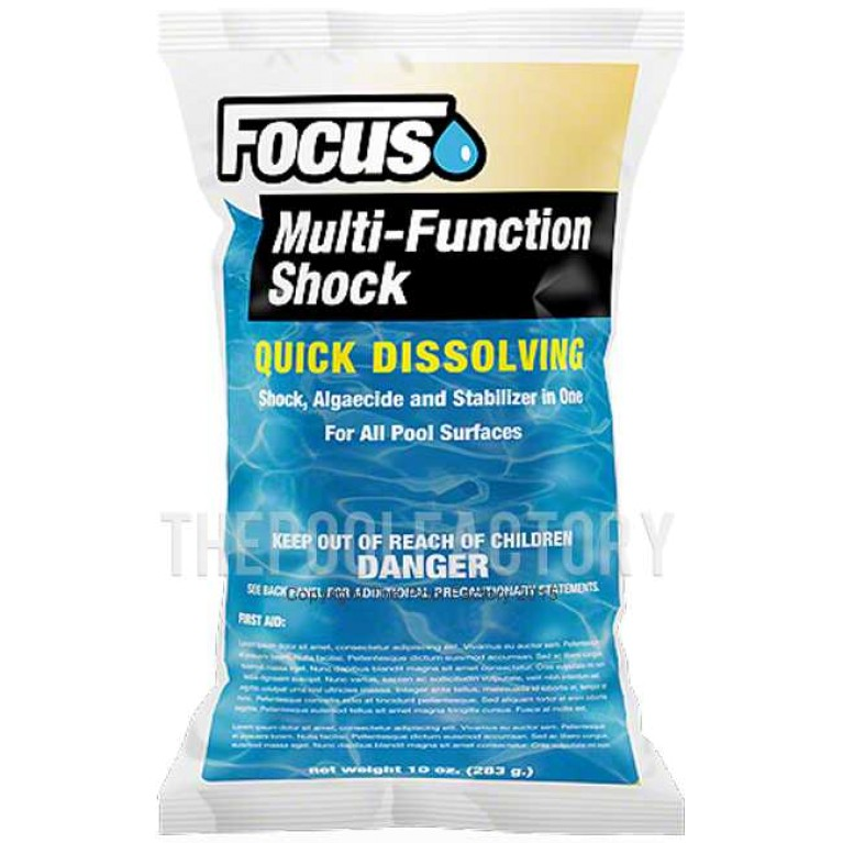 Focus Multi Function Shock - 10oz. Bag