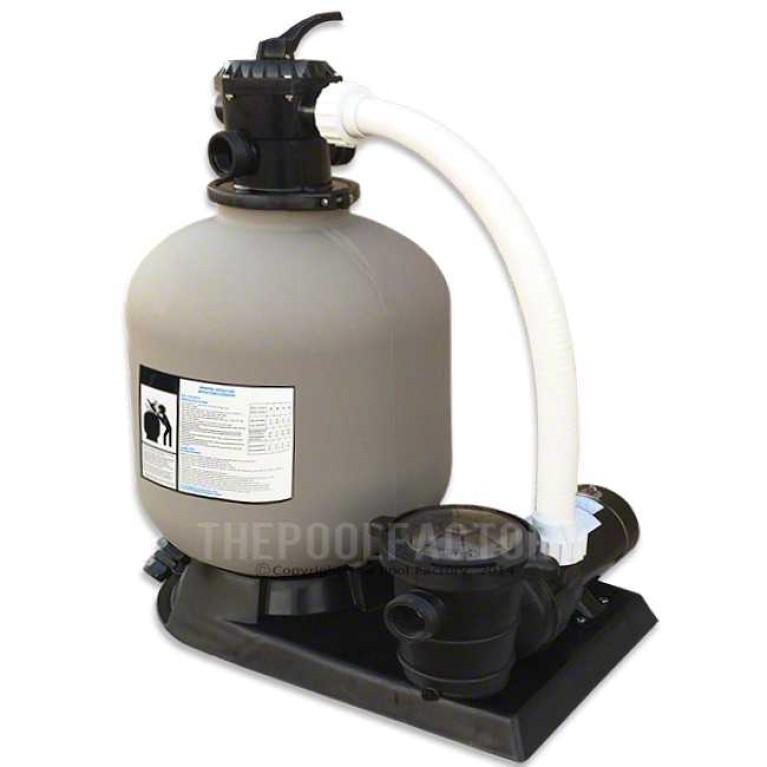"Hydrotools 19"" Sand Filter System 1.5HP Pump"