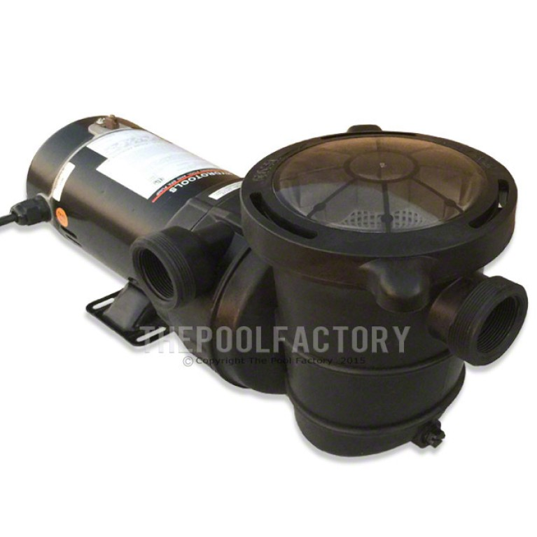Hydrotools Pump 1.5 HP Horizontal Discharge