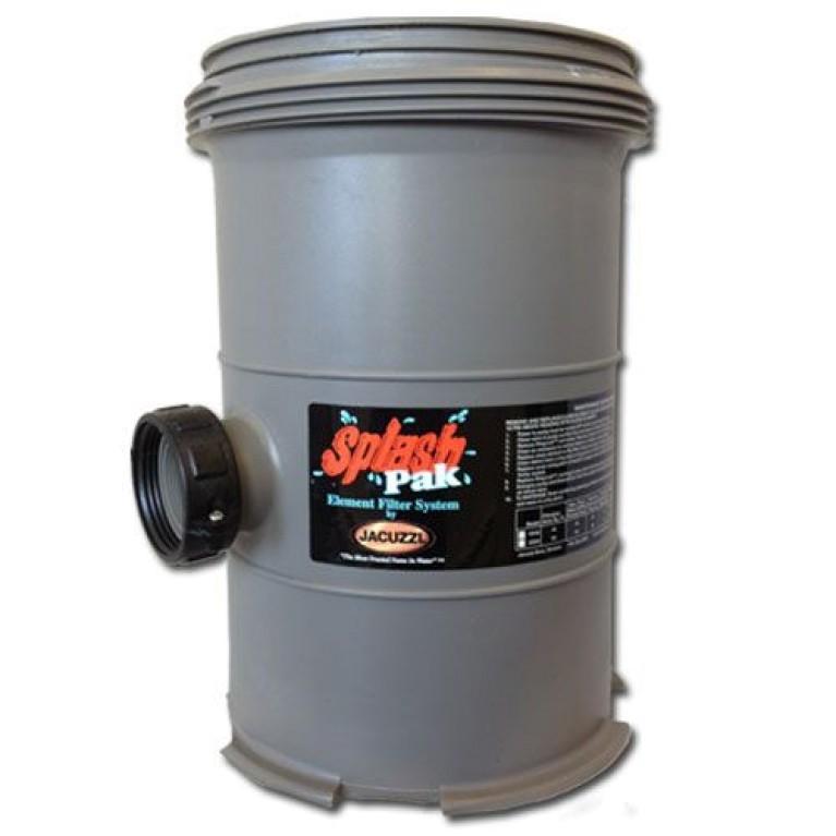Jacuzzi Splash Pak CE40/CE60 Filter Tank Bottom 42-3722-01R