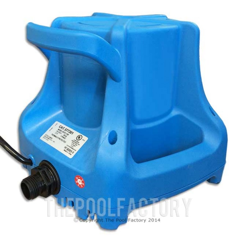Little Giant Automatic Pool Cover Pump