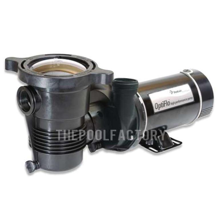 Pentair OptiFlo Pump 1.5 HP - Vertical Discharge 348056