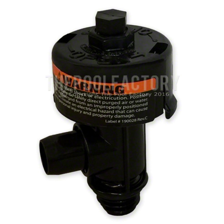 Pentair High Flow Manual Air Relief Valve 98209800