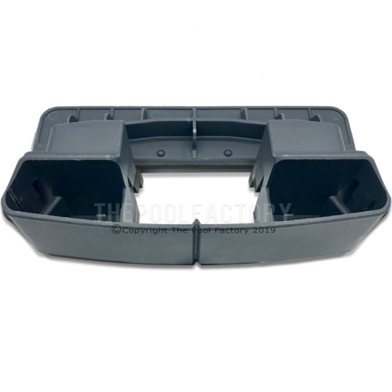 Upright Boot/Bottom Joiner Plate for Straight Side Preference Pool Model