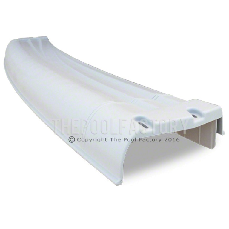 """Top Ledge for 15' - 33' Round & 21'X43' Oval Curved Side Quest/Morada Pool Models (55 13/16"""")"""