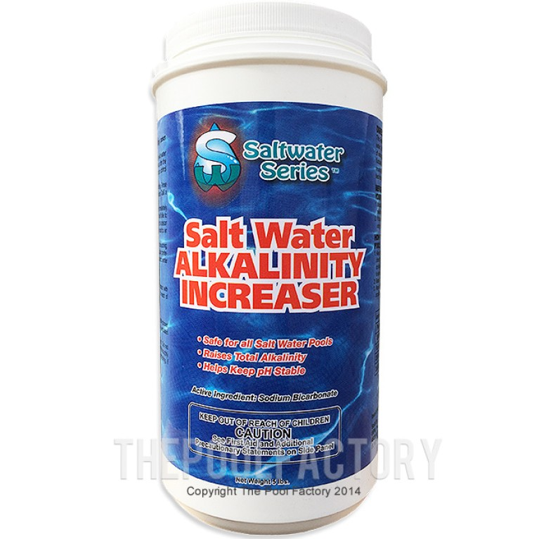 Saltwater Series Alkalinity Increaser 5lbs