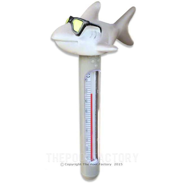 HydroTools Soft Top Shark Thermometer 9226