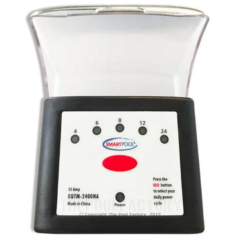 SmartPool Programmable Standard Plug-In Outdoor Timer