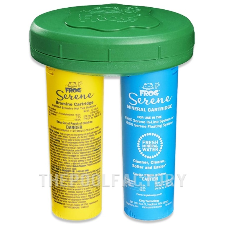 Spa Frog Serene Floating Mineral System 01-14-3882