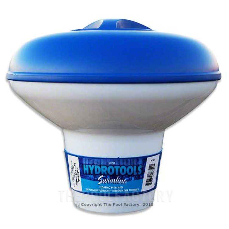 HydroTools Floating Chlorine Tablet Dispenser 8720
