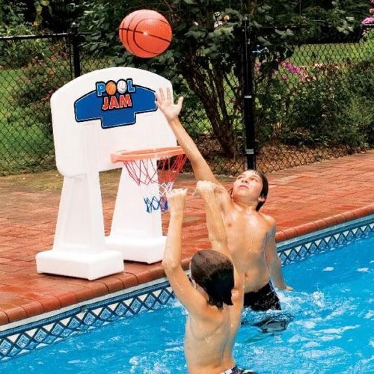 Swimline Pool Jam Basketball for Inground Pools 9189