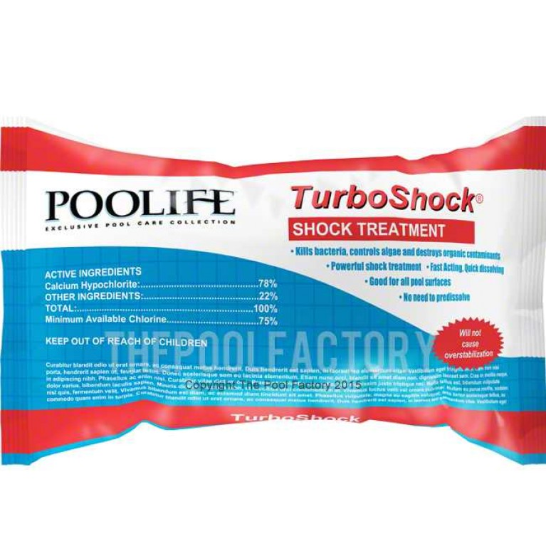 TurboShock Shock Treatment 1lb. Bag