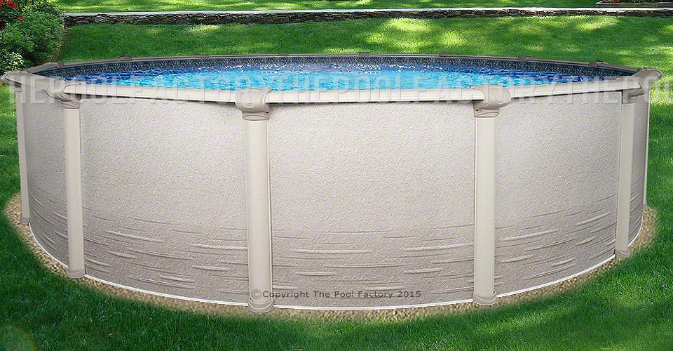 21 X54 Quot Signature Rtl Round Pool